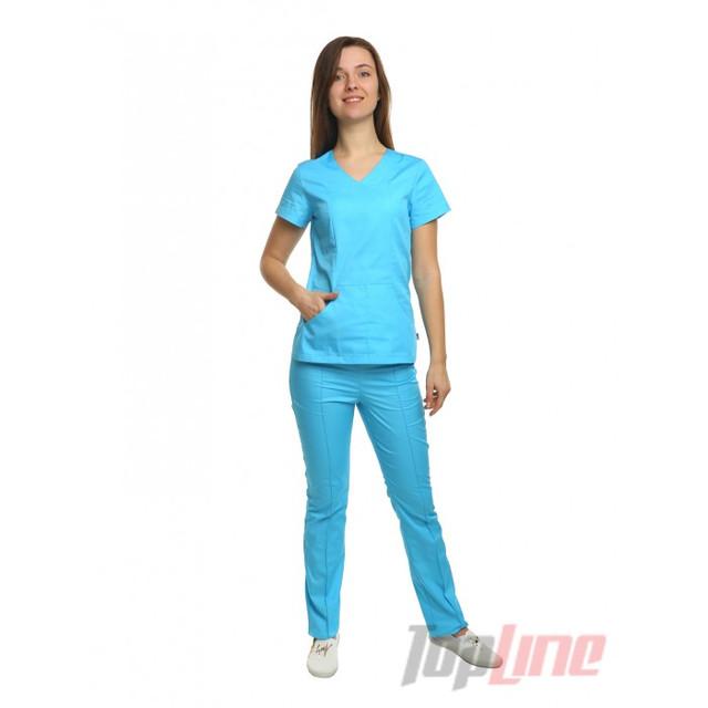 Медичні костюми жіночі та чоловічі
