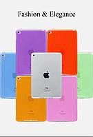 Силиконовый чехол накладка на Apple iPad mini 4