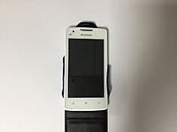 Чехол-книжка экран Samsung G350 синий