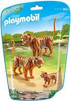 Семья тигров Playmobil       6645