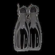 Ласты с открытой пяткой Marlin Grand Black L/XL (43-45)