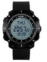 Часы с компасом Skmei 1216 (+ нож кредитка в подарок)