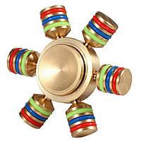 Игрушка-спиннер: Метал Поршень Цветной Copper SP