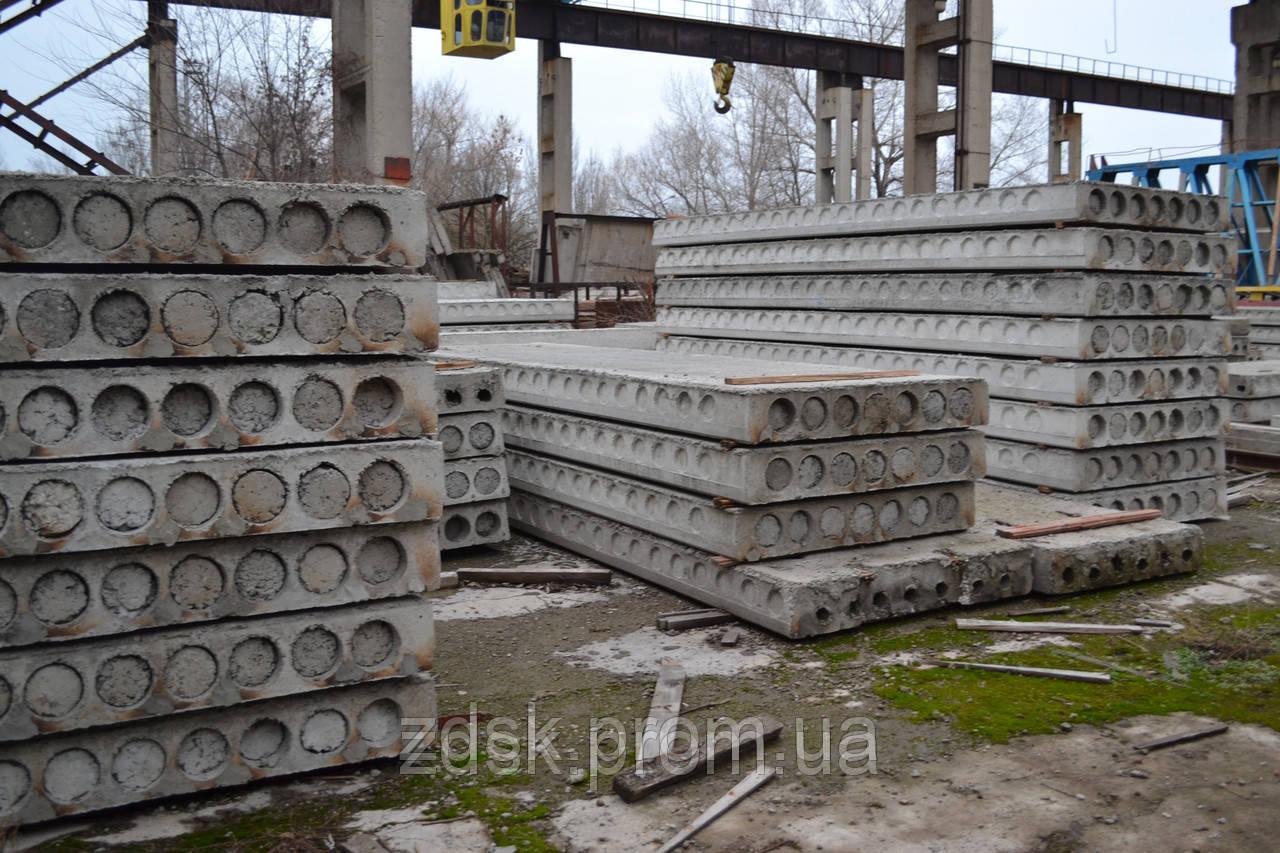 Плита перекрытия ПК 72-15-8 - ООО «ЗАПОРОЖСКИЙ ДСК» в Запорожье