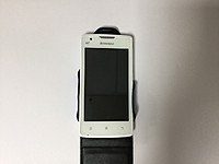 Чехол-книжка для Samsung A3 черный