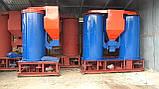 Зерновий виброцентробежный сепаратор УЗК-25 (БЦСМ 25), фото 4