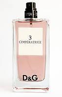 Dolce & Gabbana 3 L`Imperatrice (Дольче Габбана 3 Императрица) тестер без крышки, 100 мл.