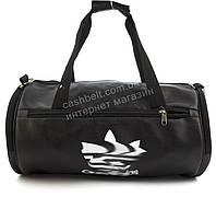 Стильная спортивная прочная вместительная сумка с искусственной кожи art. 107-2 (100097)