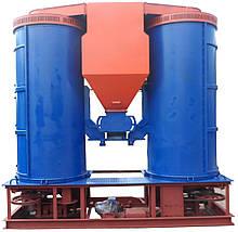 Виброцентробежный сепаратор УЗК-50 (БЦСМ 50).