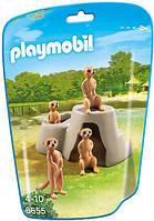 Суслики Playmobil    6655