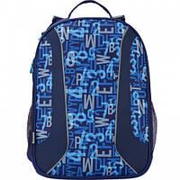 Школьные рюкзаки каркасные Alphabet 703 Kite.