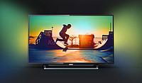 """Телевизор Philips Smart TV 55"""", LED, 4K Ultra HD, 900 PPI,DVB-T/T2/C/S2, 3xHDMI, 2xUSB, Wi-Fi, 55PUS6262"""