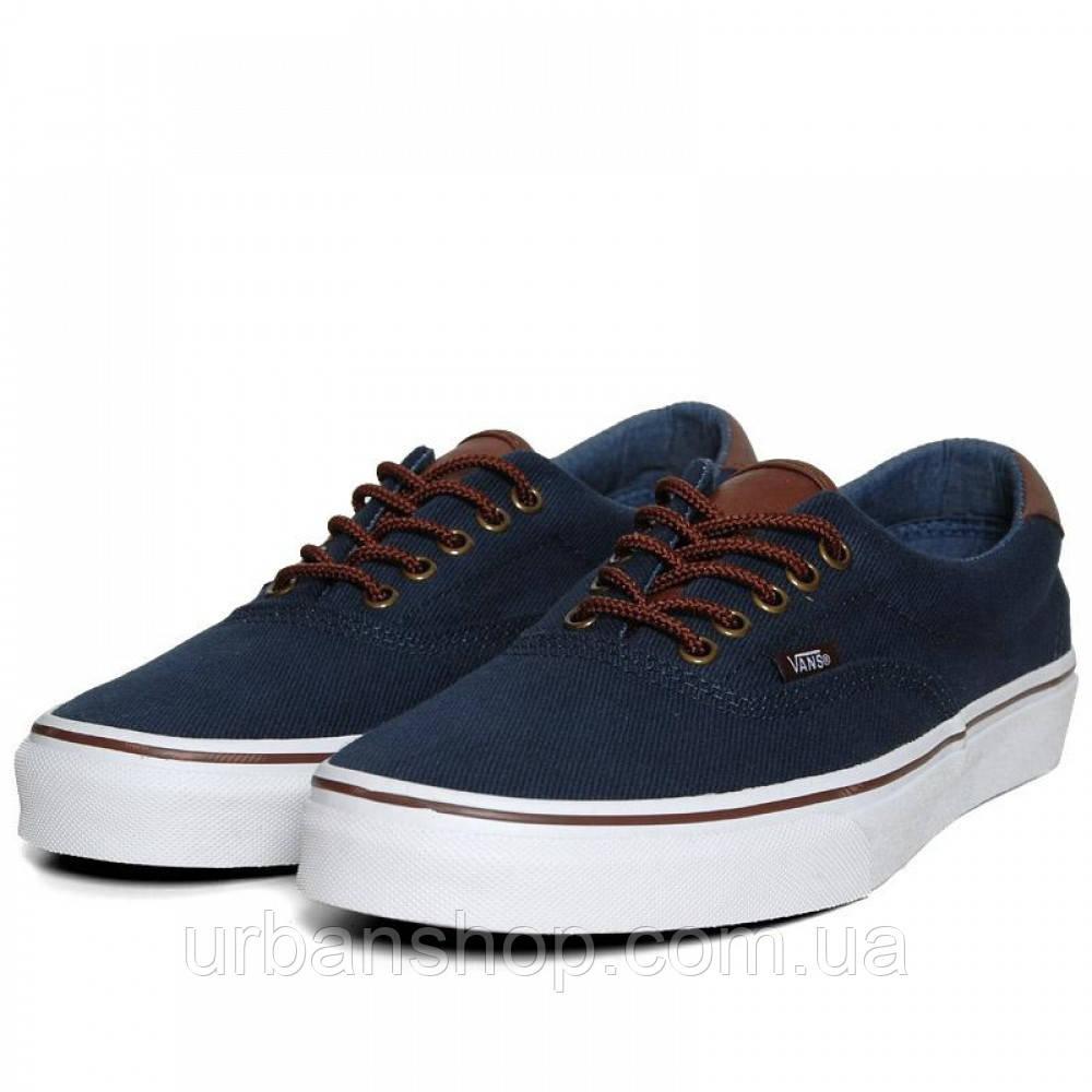 Купить Кеди Vans New Era 59 Blue в Интернет-магазине