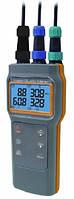 Оксиметр/рН-метр/кондуктометр/солемер (4 в 1) AZ-8603, фото 1