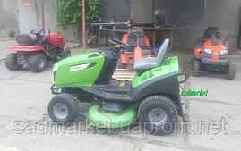 Ремонт и обслуживание садовых тракторов