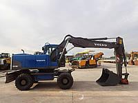 Колёсный экскаватор Volvo EW 180 C