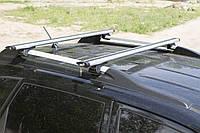 Багажник Ниссан Кашкай / Nissan Qashqai+2 08- на рейлинги