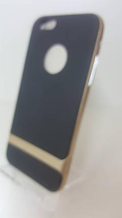 Чехол-бампер Rock на iPhone 6/6s золото, фото 2