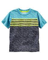Спортивная футболка Oshkosh для мальчика, 5T, 6T, 10T, 12T, 14T