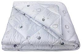 Одеяло двуспальное Евро COTTON 200х210 см наполнитель хлопковое волокно