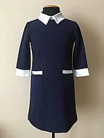 Школьный сарафан платье для девочки, фото 1