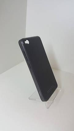 Чехол-бампер IPaky на Xiaomi Redmi 4А  Чёрный, фото 2