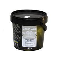Защитный воск с замедлителями Decor wax WHITE 1 л