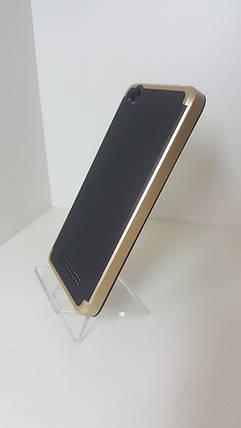 Чехол-бампер IPaky на Xiaomi Redmi 4А  Золотой, фото 2