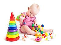 Как выбрать игрушку для малыша?