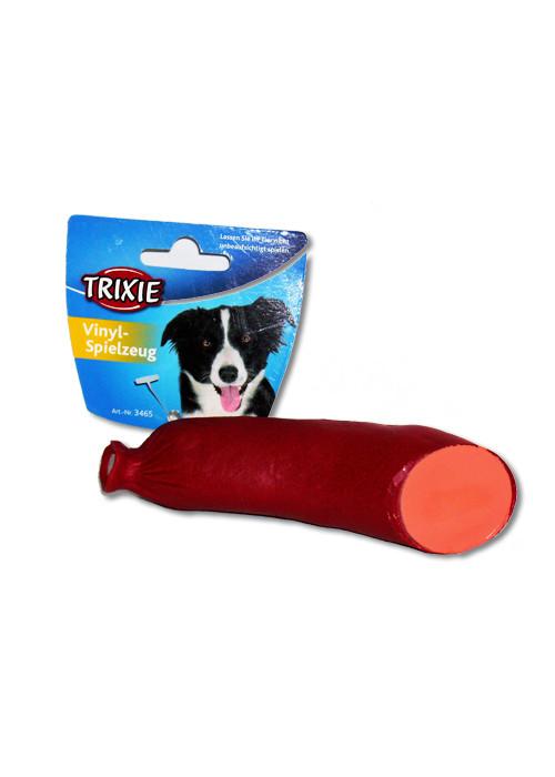 Игрушка виниловая, Колбаса 14,5 см Trixie (3465)
