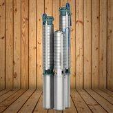 Насос ЭЦВ 5-4-135. Три производителя. Скважинные глубинные насосы ЕЦВ