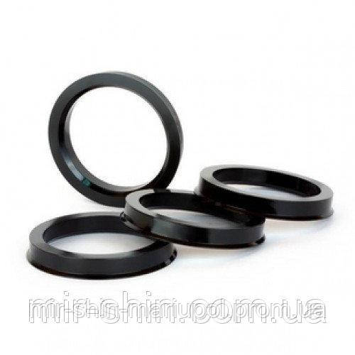 Центровочное кольцо 72,6x58,6