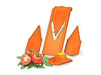 Овощерезка Borner  (Optima), Оранжевая Оригинал 100%!