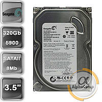 "Жесткий диск 3.5"" 320Gb Seagate ST3320311CS (8Mb/5900/SATAII) б/у"