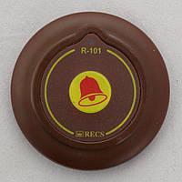 Супертонкая кнопка вызова официанта R-101 USA RECS, фото 1