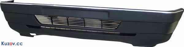 Передний бампер Peugeot 405 87-96 (без отв. п/тум) (FPS)