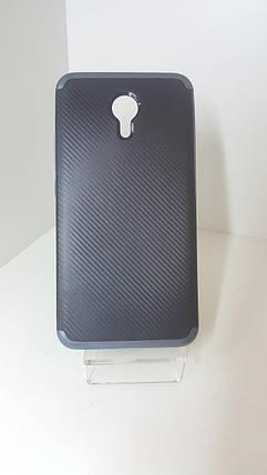 Чехол-бампер IPaky на Xiaomi Redmi М3 Note серый, фото 2