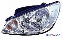 Фара Hyundai Getz 06-11 правая (DEPO) электрич.