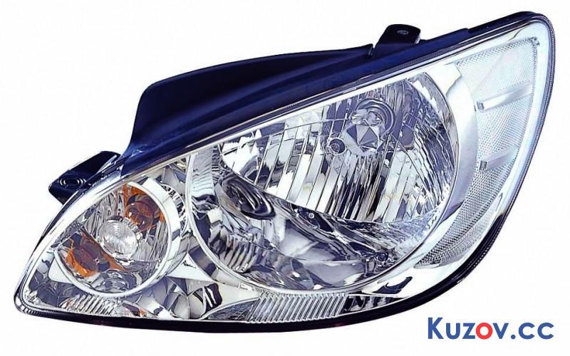 Фара Hyundai Getz 06-11 правая (DEPO) электрич. - Kuzov.cc - запчасти по оптовым ценам в Киеве