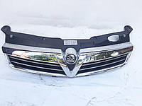 Решетка бампера капота Opel Astra H Опель Астра АШ Н 13225788