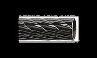 160 см Труба металлическая для карниза 25 мм крученая
