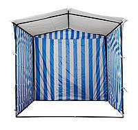 Торговая палатка 1.5х1.5 метра Украина, фото 1