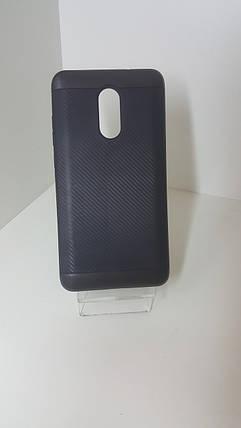 Чехол-бампер IPaky на Xiaomi Redmi Note Pro черный, фото 2