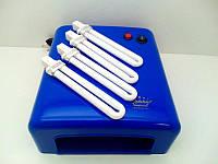 Ультрафиолетовая лампа для маникюра ногтей Master Синяя 808 (MPL)