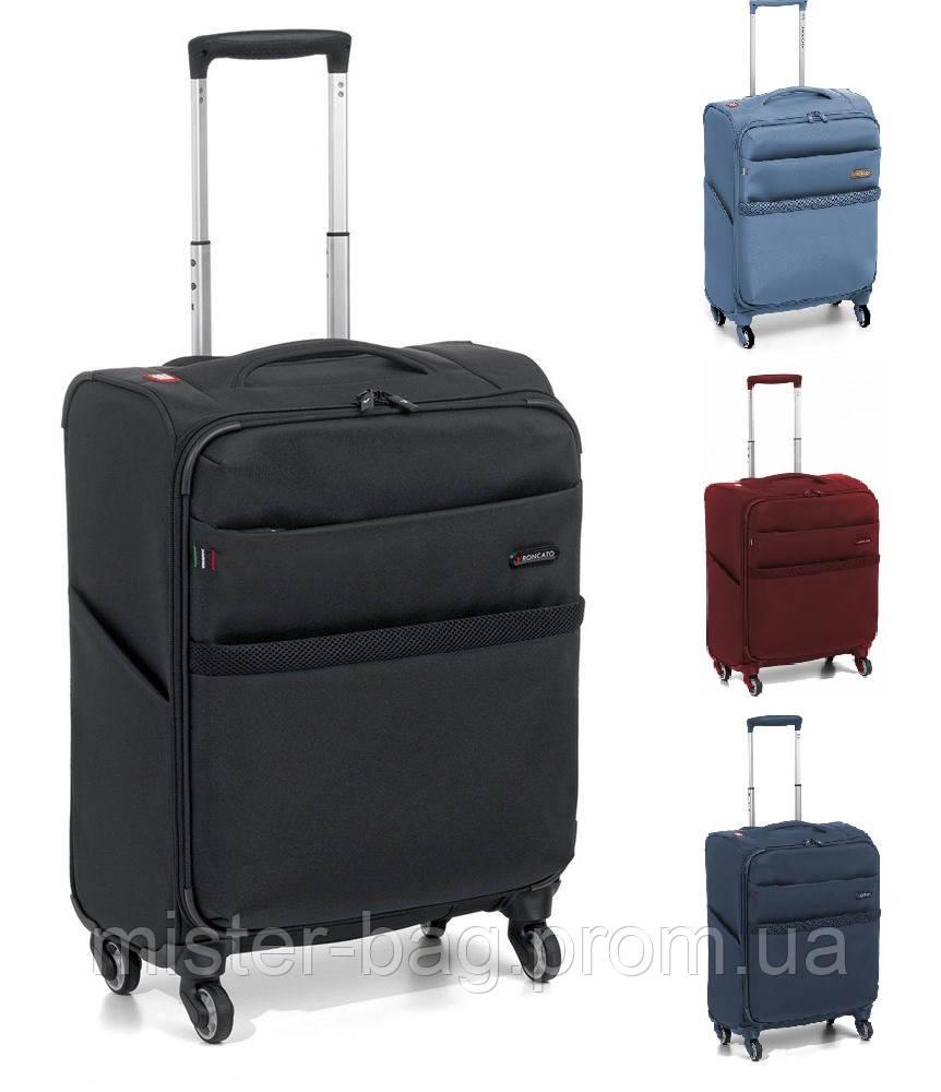 b60b6c3a8baa Чемодан тканевый Roncato Venice Deluxe 405173 (СКИДКИ на средний и большой  размеры) - Специализированный