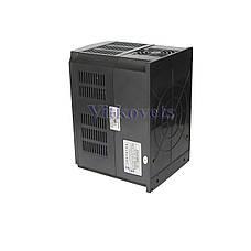 Инвертор HY04D023B (VFD) 4KW 18А 220-250V, фото 2