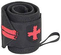 Кистевые бинты HARBINGER 44300 Red Line Wrist Wraps пара