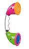 Погремушка Телефон Canpol babies