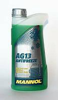Охлаждающая жидкость Mannol Antifreeze AG 13 -40 1л зеленый