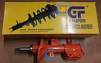 1400518180 Амортизатор передний правый (Газ-мас) Япония-Youpon CK Geely/Джили СК (аналог), фото 1
